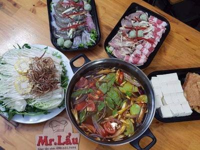 Lẩu Thái Tom Yum